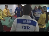 Judo GP Qingdao 2014 Day 2  - Yarden Gerbi (-63) Route to Final