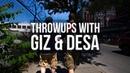 Throwups with GIZ DESA