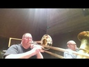 Respighi Fountains of Rome 3rd movement bass trombone tuba