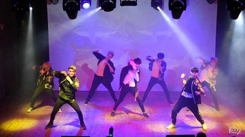K POP MOTION 2019 BTS IDOL by BEAST