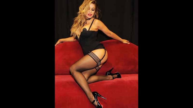 Girls in stockings and pantyhose Девушки в чулках и колготках 374
