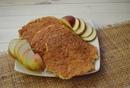 Яблочные оладушки без муки