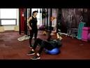 Ira Dol Тренировка в СССР влог4, тренируем спину , фитнес