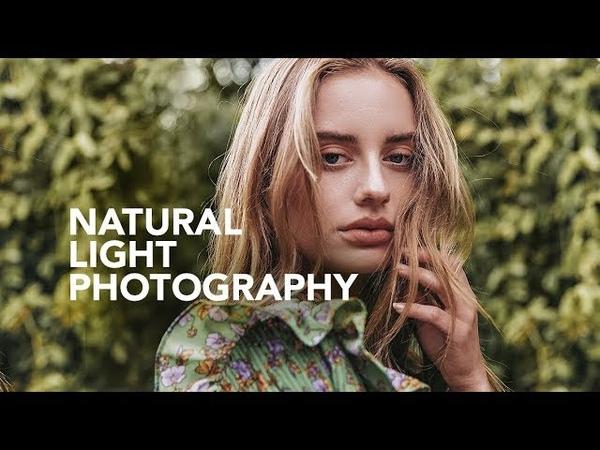 Natural Light FASHION Photography with Sonya Esman