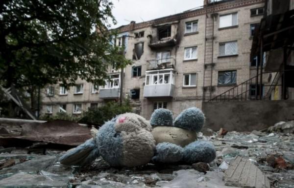 В Горловке в результате стерльбы девушка получила ранение