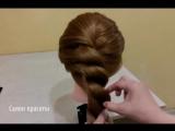 Причёски с плетением из жгута. Как тебе идеи?