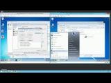 Настройка Сетевого резервного копирования общих документов Windows