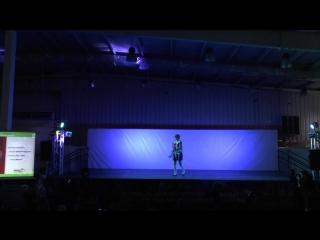 Baikal Geek Con 2018. 3-13 Sata._.meiw – Yuno Gasai (Дневник будущего)