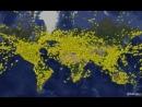 Новый рекорд более 200 тысяч рейсов в сутки