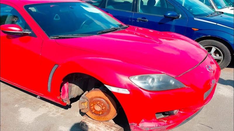 Купил СПОРТ КАР из NFS - Mazda RX8 | В стоке валит боком! (1 серия)