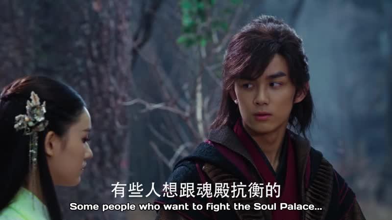 Fights Break Sphere Battle Through the Heaven - ep 40. English Subtitles. HD