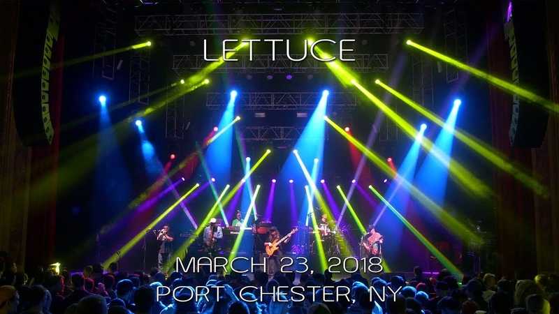 Lettuce 2018-03-23 - The Capitol Theatre Port Chester, NY (Complete Show) [4K]