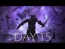 КОГДА ТЫ ВОЛК ПОЗОРНЫЙ ● SKYRIM HARD - Day 15