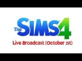 Запись прямой трансляции от разработчиков The Sims 4 (1 октября). Призраки, бассейны и многое другое!