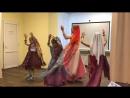 Индийский танец. Итоговый концерт 20.06.2017