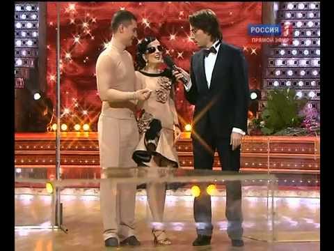 Танцы со звёздами выпуск 3 (эфир 20 февраля)