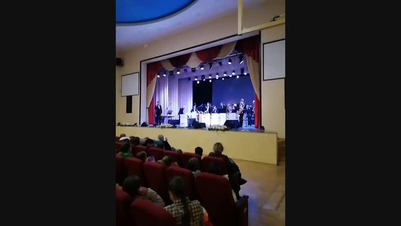 Биг - бенд Гараняна станица отрадная