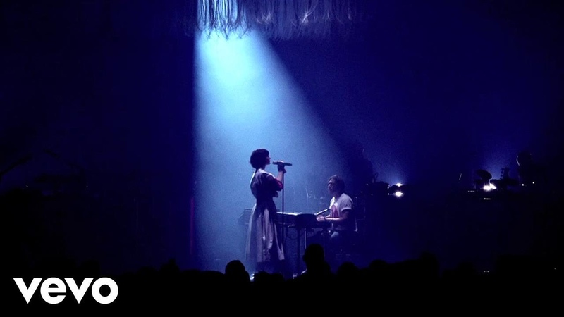 The Dø A Mess Like This Omen Live at l'Olympia Paris