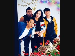 Рождество вокруг нас!!! Веселимся вместе с командой дорамы