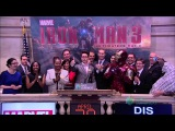 Actor Robert Downey, Jr. and Marvel Entertainment Celebrate Release of Marvel's