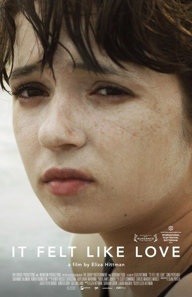 Похоже на любовь (2014)