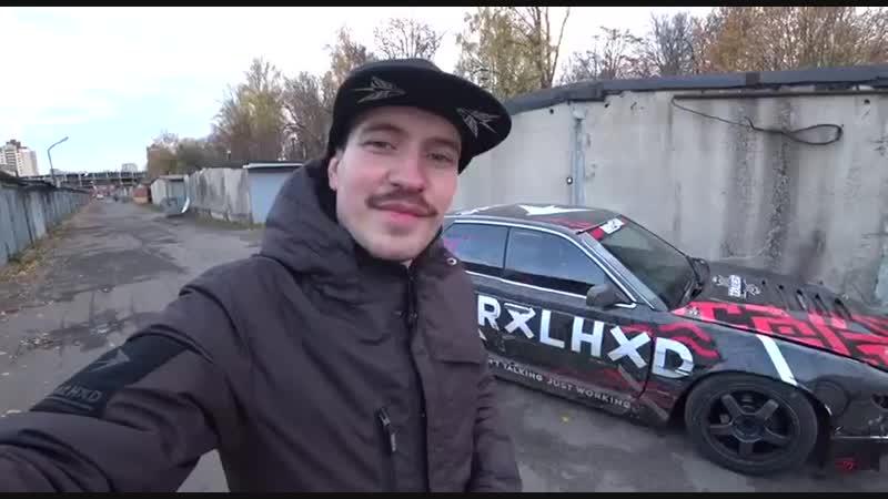 Приглашение от Сергея Стилова на DriftExpo