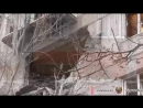 Последствия обстрела Горловки 13 12 2017