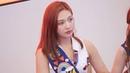 180818 레드벨벳 (Red Velvet) 팬사인회 입장 첫인사 [조이] Joy Focus 4K 직캠 Fancam (고양스타필드팬사