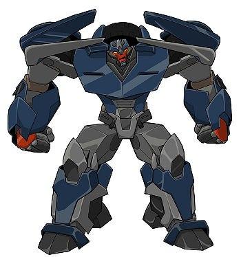 Сериал Трансформеры: Прайм 3 сезон Transformers