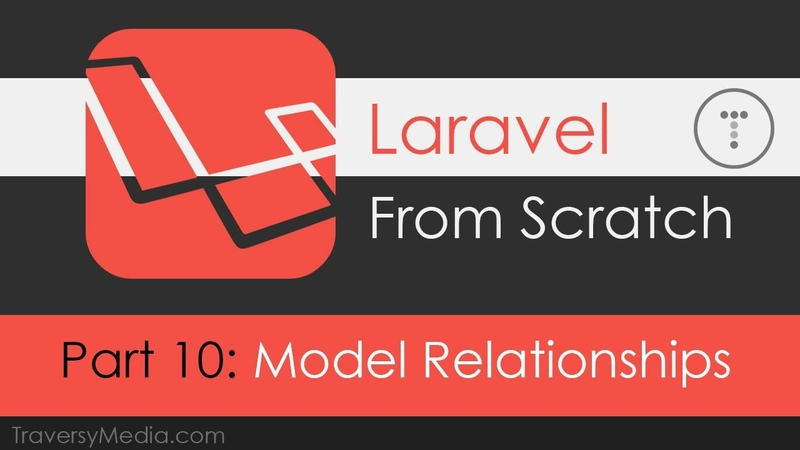 Laravel From Scratch [Part 10] - Model Relationships