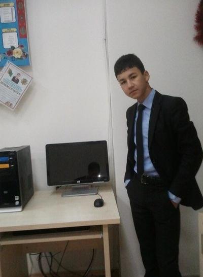 Muhammet Muradow, 3 сентября , Иркутск, id227904721
