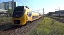 VIRM richting Vlissingen komt aan op Station Amsterdam Sloterdijk!