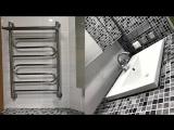 Авторский ремонт ванной комнаты