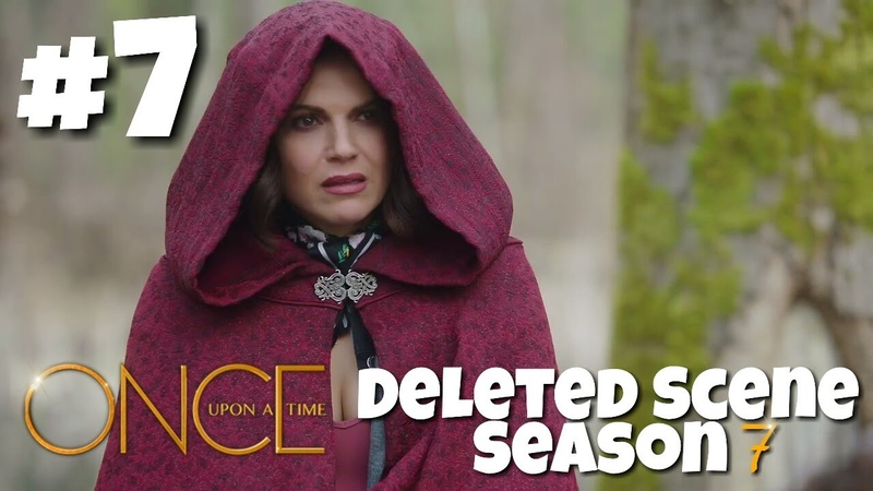 Once Upon A Time Season 7 Deleted Scene 7 - Regina Meets Blue Fairy Grumpy And Granny In Wish Realm