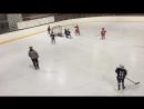 Детская хоккейная команда Маршал Жуков игра
