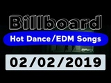 Billboard Top 50 Hot DanceElectronicEDM Songs (February 2, 2019) - James Blake Edition