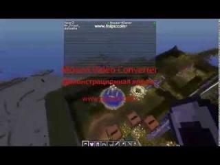 Обзор на сервер minecraft - RaNDoM-CraFT 1.5.2