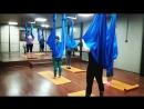 аэройога Fitness body