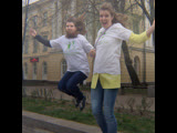 Маша и Лера - сёстры. Они познакомились в детдоме по программе