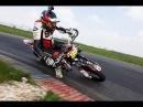 Aprilia Supermoto SXV 550 MXV 450   Action-Drifts-Wheelies