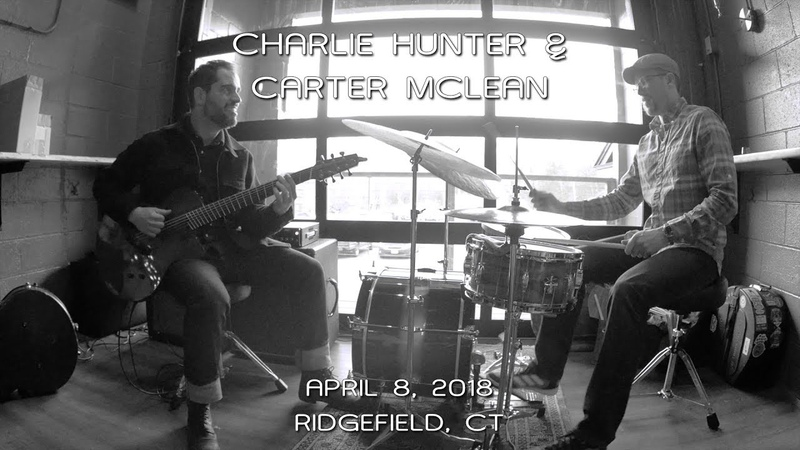 Charlie Hunter Carter McLean 2018-04-08 - Nod Hill Brewery Ridgefield, CT (Complete Show) [4K]