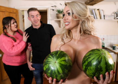 Porno Brazzers New To Nudism