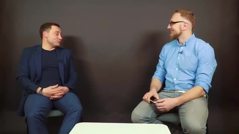 Оториноларинголог (ЛОР) Владимир Авербух и доктор Утин