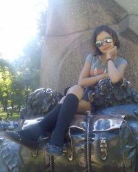 Аня Зуева, 30 апреля , Санкт-Петербург, id159027797