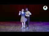 Band ODESSA - POLKA International. Танцуют Сандра Рёттиг и Штефан Зауэр. Stephen Sayer & Chandrae Roettig