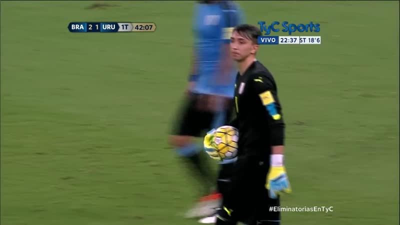 Eliminatorias Sudamericanas Brasil vs. Uruguay EliminatoriasenTyC [VDownloader]
