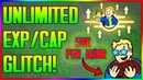 Fallout 76 NEW UNLIMITED EXP CAP GLITCH After Patch 50k Per Hour In Depth Tutorial