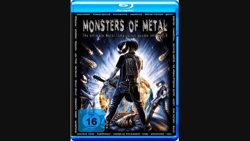 Monsters of metal (с 81 по 90)