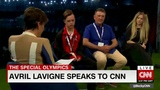Avril Lavigne - CNN Interview Special Olympics 2019