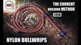 My Current NylonParacord Bullwhip Making Method 2018 Nick's Whip Shop
